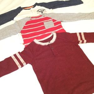 3 Shirt Bundle! Cat & Jack, Carter's Size 5T